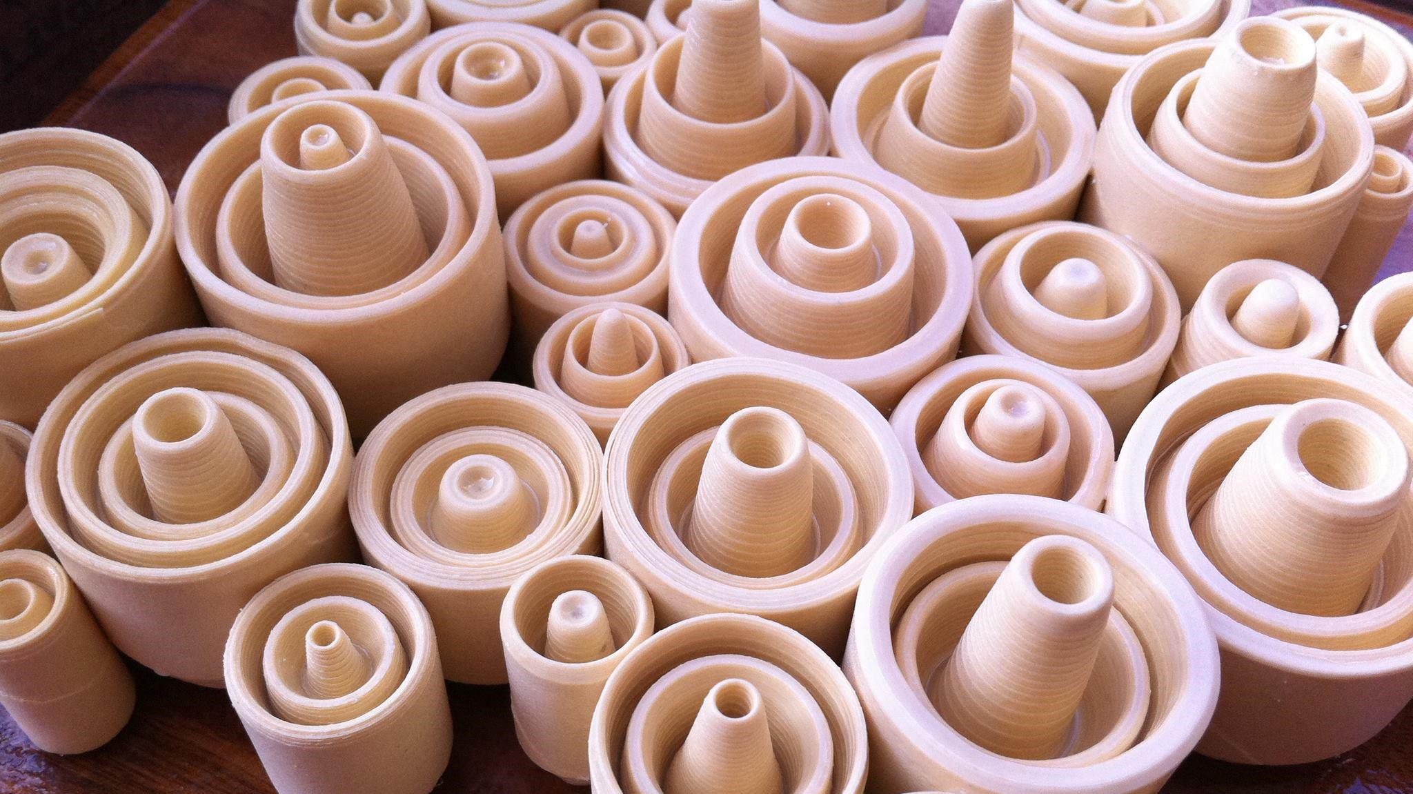 Image: Sarah DiNardo's sculpture