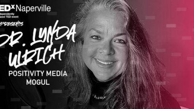 Image: Dr. Lynda's TEDx Talk Announcement!