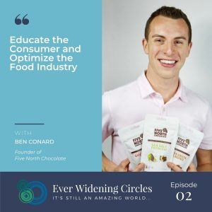 Image: Ben Conard Ducate the Consumer and Optimize the Food Industry Ever Widening Circles Podcast