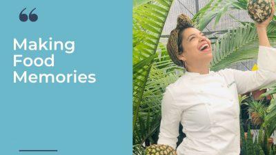 Image: Yadi Garcia Making Food Memories Ever Widening Circles Podcast