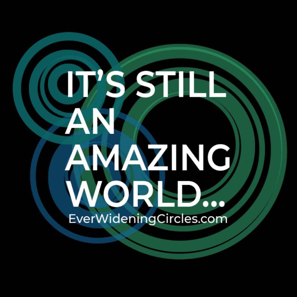 Image: It's still an amazing world logo