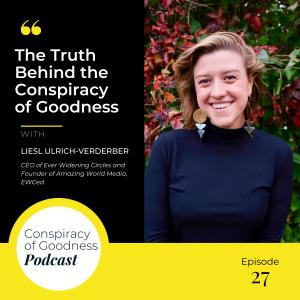 Image: Liesl Ulrich-Verderber Ever Widening Circles Podcast