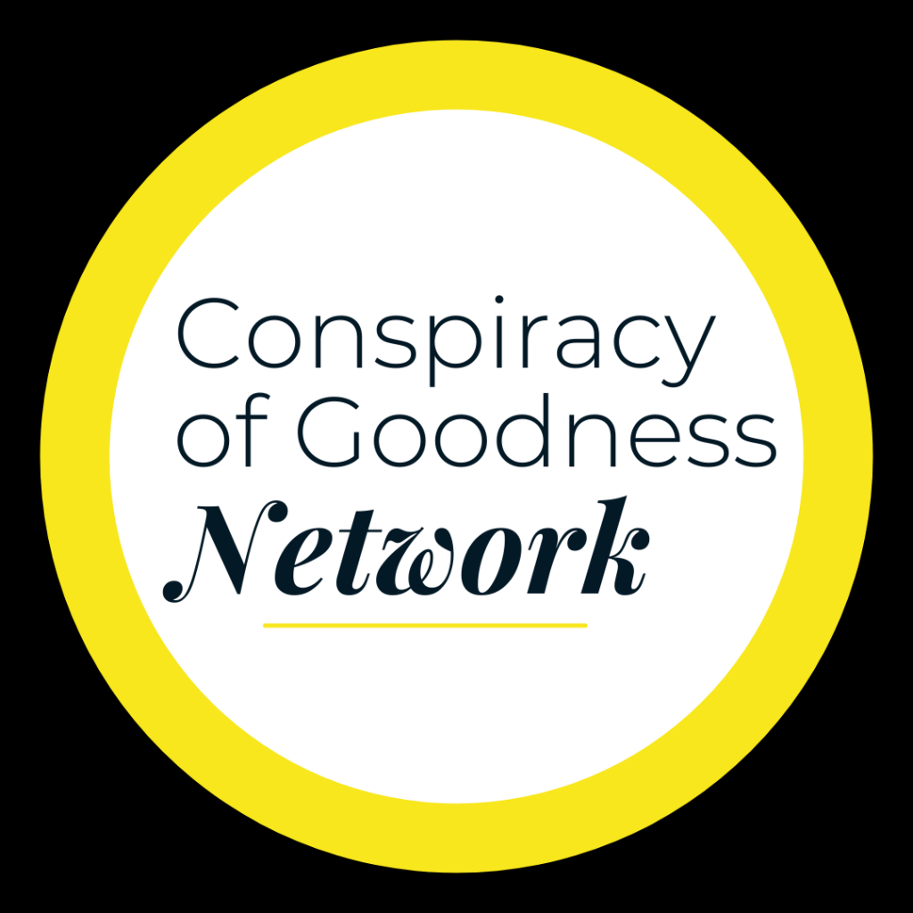 Image: Conspiracy of Goodness Network Logo