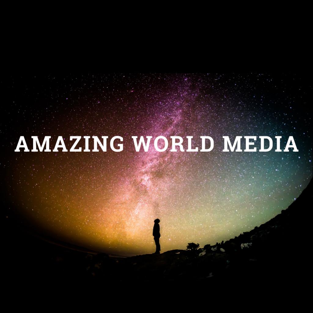 Image: Amazing World Media Logo