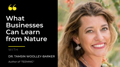 Image: Dr. Tamsin Woolley-Barker Ever Widening Circles Podcast