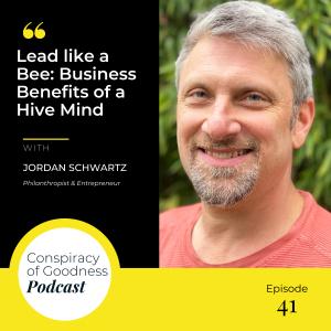 Image: Jordan Schwartz Ever Widening Circles Podcast