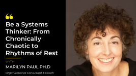 Image: Marilyn Paul Ph.D Ever Widening Circles Podcast