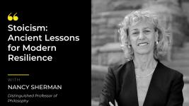 Image: Nancy Sherman Ever Widening Circles Podcast