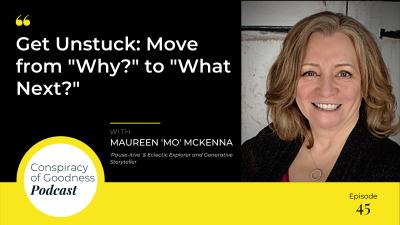 Image: Maureen 'Mo' McKenna EWC Podcast