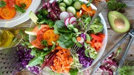 Image: A healthy salad